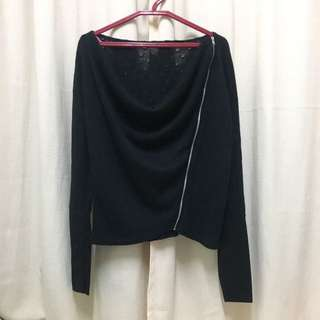 Knitted Jacket or Cardigan
