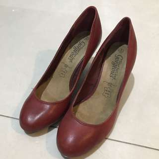 New Look Petite Red Shoes
