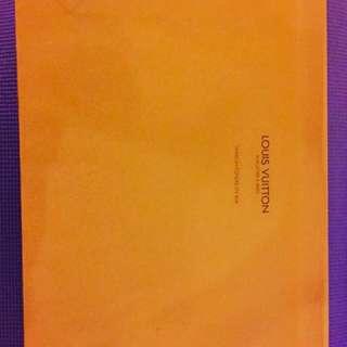 Louis Vuitton Paper bag