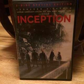 DVD - INCEPTION