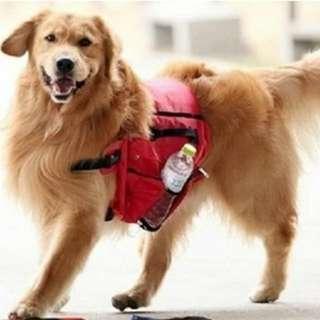 [Sales]Pet Dog Sporty Backpack bag