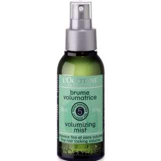 L'Occitane Aromachologie Volumizing Mist Loccitane Hair Mist Volume Aromatherapy