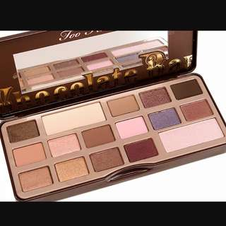 Too Faced Chocolate Bar Eye Shadow