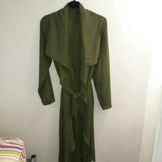 M Long Duster Coat