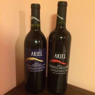 ARIEL Red Wine 無酒精紅酒🍷 $80@
