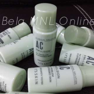 IT'S SKIN CLINICAL SOLUTION AC EMULSION