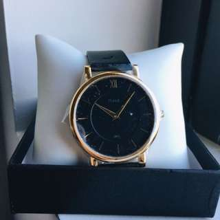 Pursuit Watch - Black And Gold