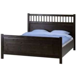 Hemnes Double Bed