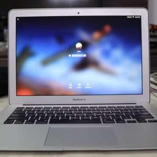 Macbook Air Mid-2013