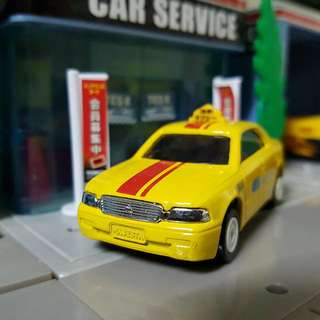 Tomica (Made In Japan) Crown Majesta 日本的士