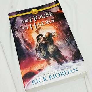 Rick Riordan's House of Hades