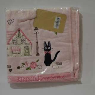 Kiki's Delivery Service 魔女の宅急便 Hand Towels by Studio Ghibli (Imported from Japan)