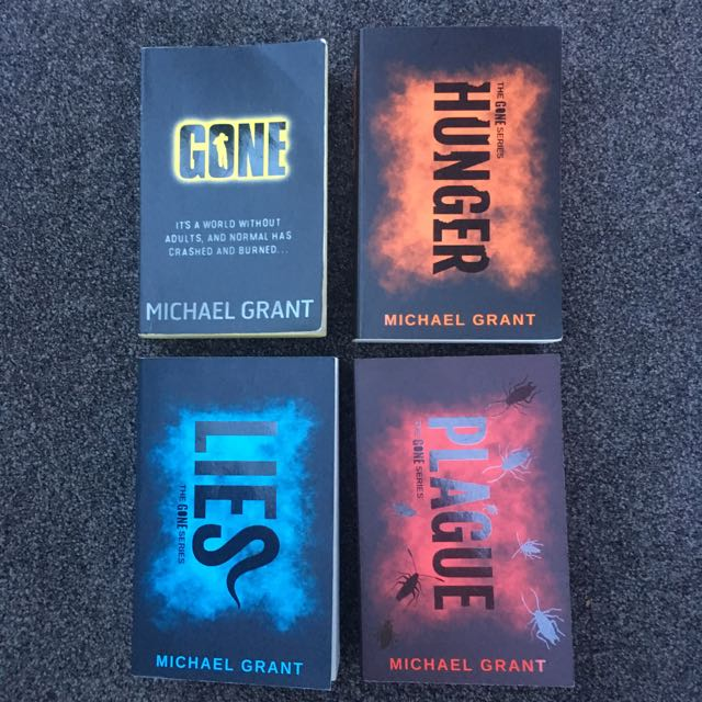 4 Gone Books