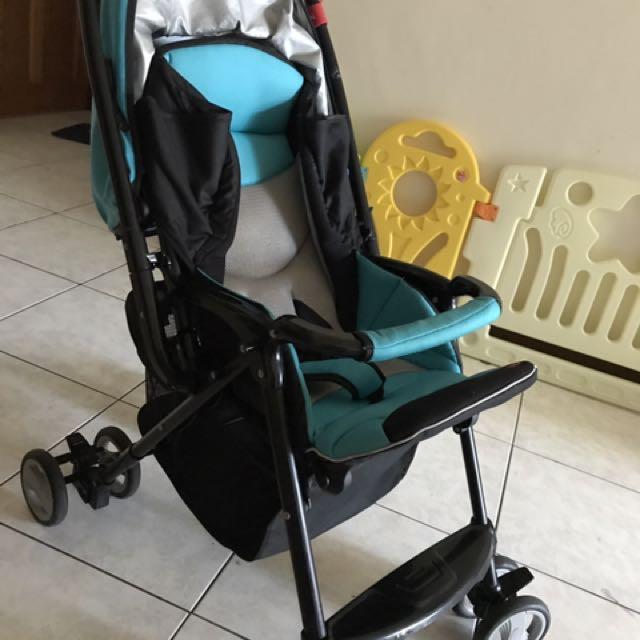 嬰兒手推車SYNCON雙向推車
