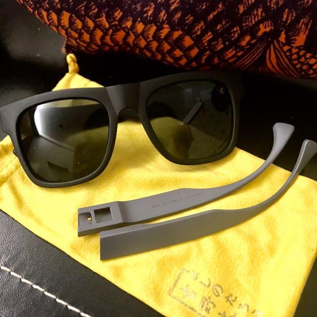 吉野太郎 可換色太陽眼鏡 墨鏡(黑、灰)含運