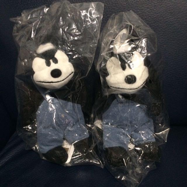 迪士尼 Beans Collection 玩偶