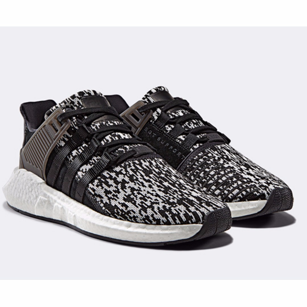 Adidas EQT Support 93/17 Pixel Camouflage