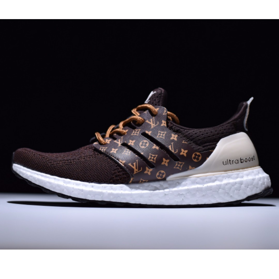 half off fad78 a6a94 Adidas Ultra Boost X Louis Vuitton, Men's Fashion, Footwear ...