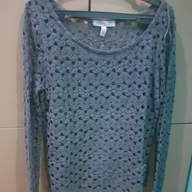 Aeropostale Authentic Knitted Top For 100 Only