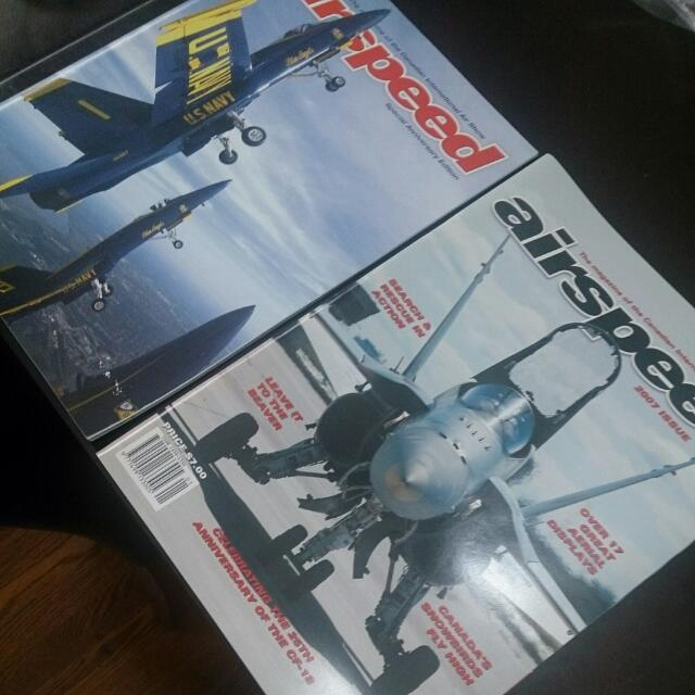AIRSPEED Magazines