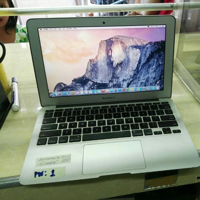 Apple Mcbook Air