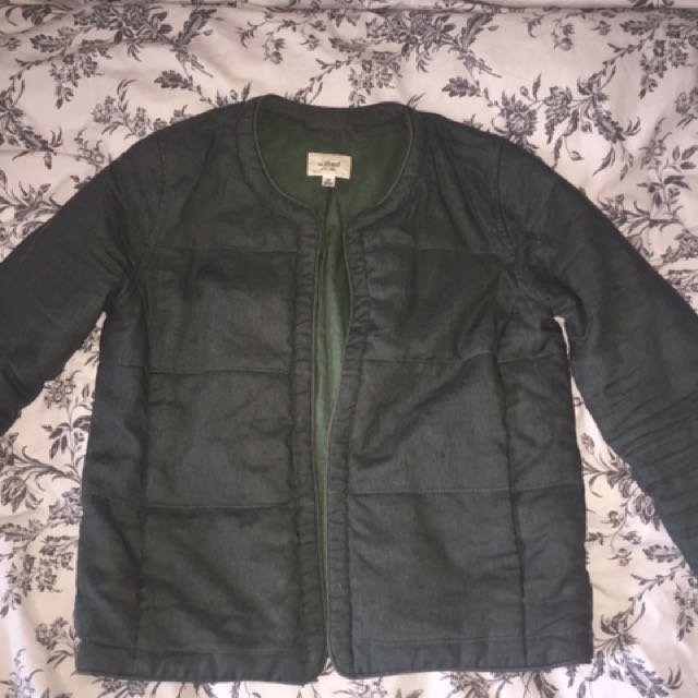 Aritzia Wilfred Linen Jacket size xxs