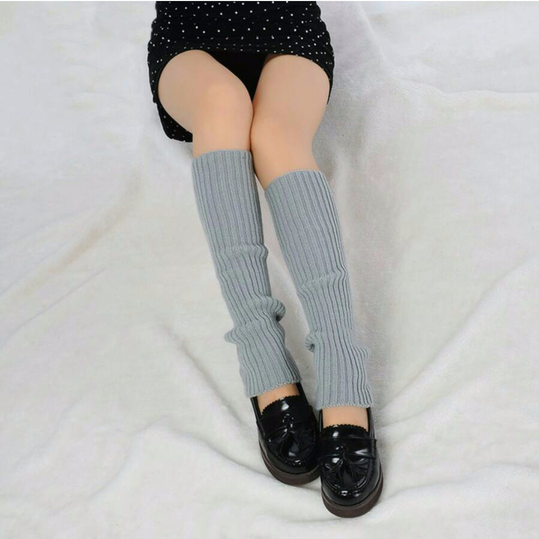 Assorted Colors Adult Ballet Leg Warmers