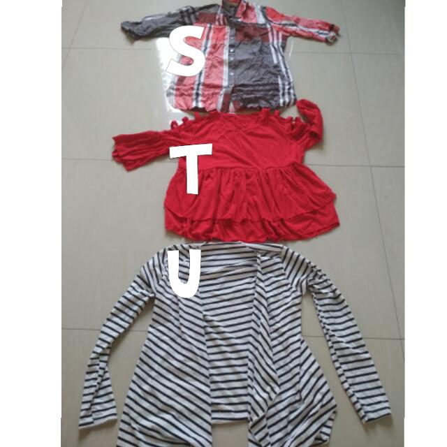 Atasan Fashion Preloved