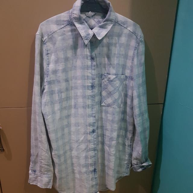 Authentic Checkered Polo For 150 Only