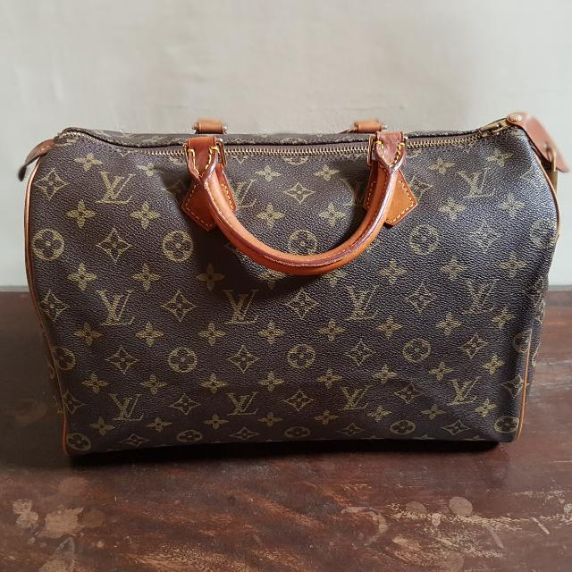 Authentic Louis Vuitton Speedy