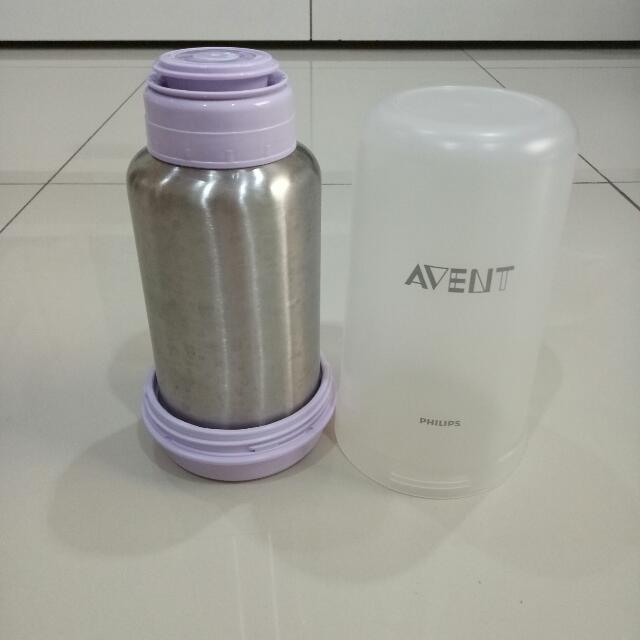 Avent Thermal Thermos Bottle Warmer 500ml