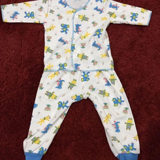 Baju Dan Celana Panjang Little Q