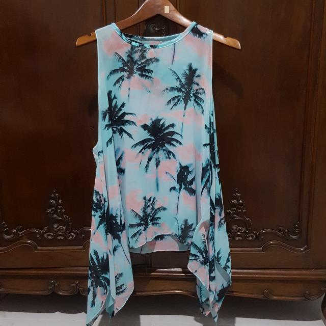 beach blouse (outer)