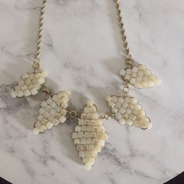 Beautiful statement necklace from Coast