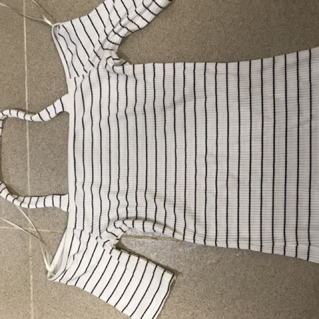 Bershka Off Shoulder (used Twice Only)