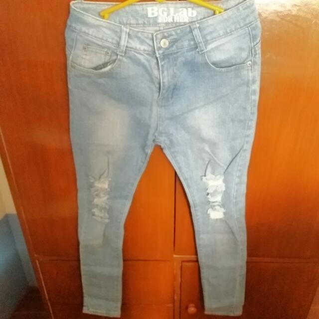 BG Lab Jeans