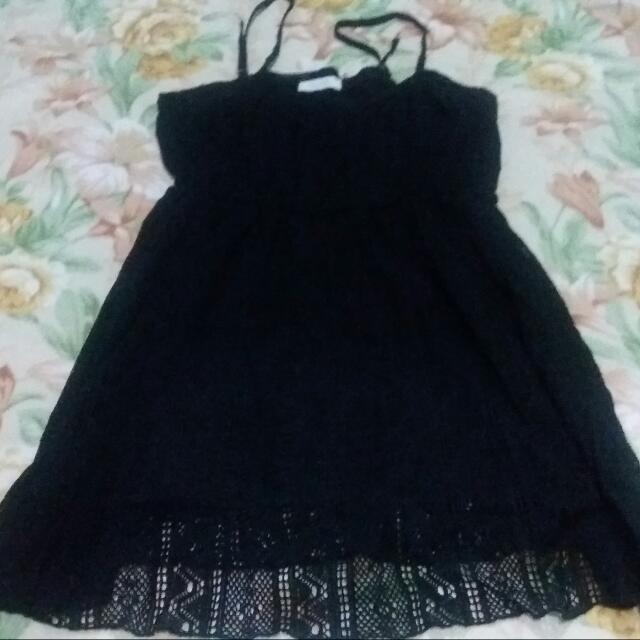 💕Black Dress