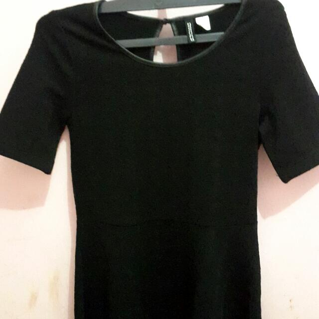 Black Dress by H&M