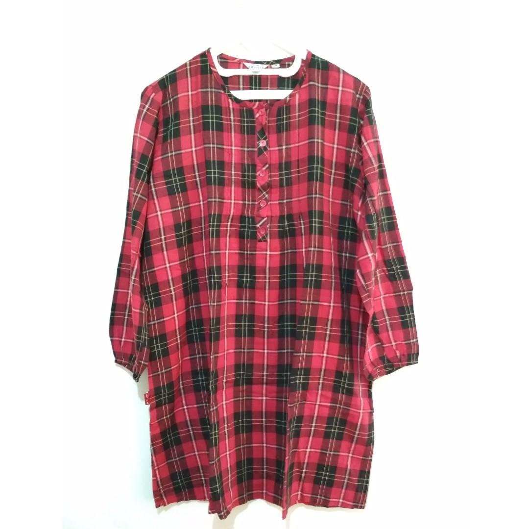 Blouse Flannel