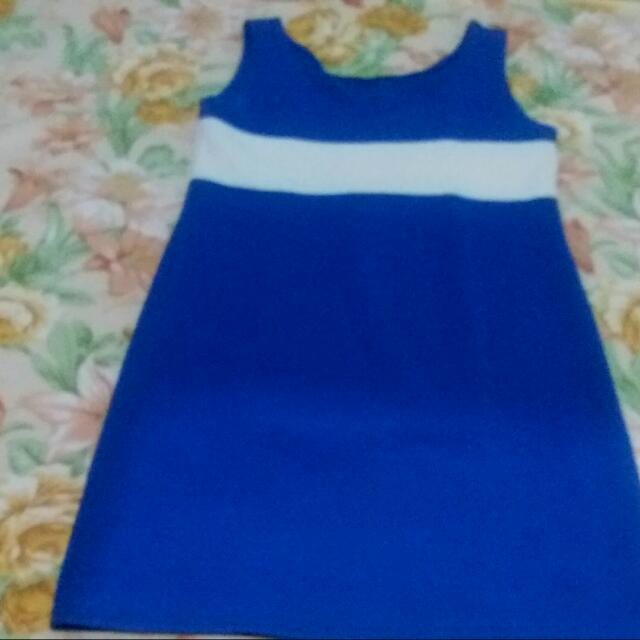 💕Blue Dress