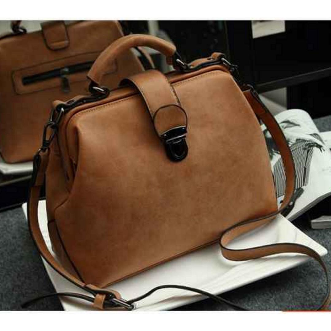 Brand New Doctor S Bag Vintage Sling Las Handbag Suede Women Fashion Bags Wallets On Carou