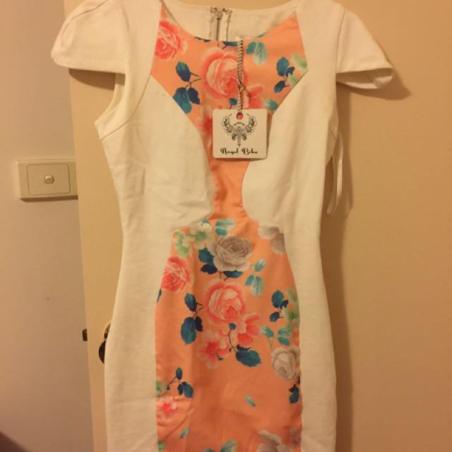Brand New Floral Dress- Make An Offer