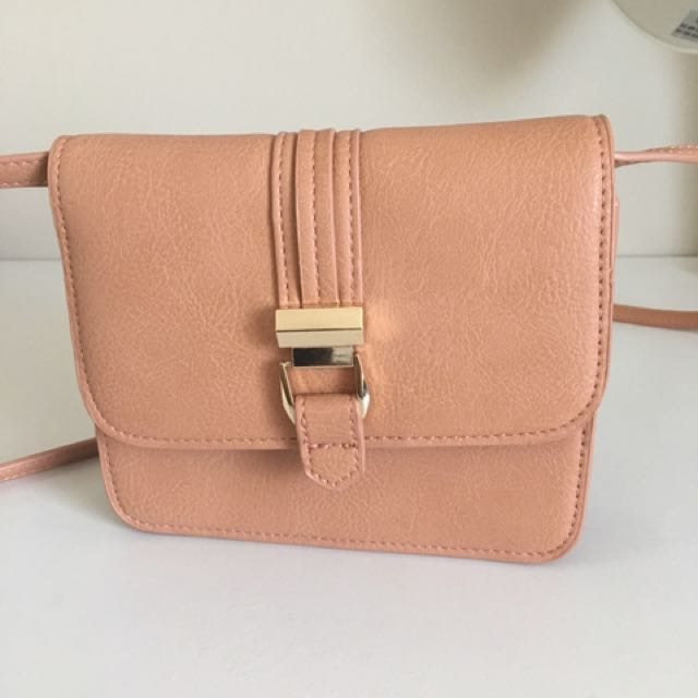 Brown Cross Body Bag From Forever New