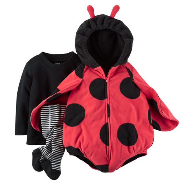 Carter's Lady Bug Costume