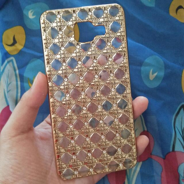 "Case Jelly Angel+diamond ""SAM J5"""