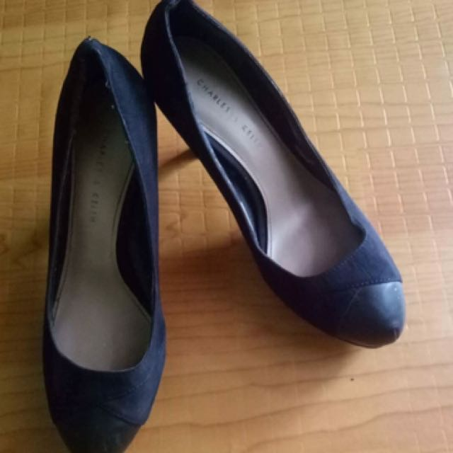 Charles & Keith Preloved Heel Shoes