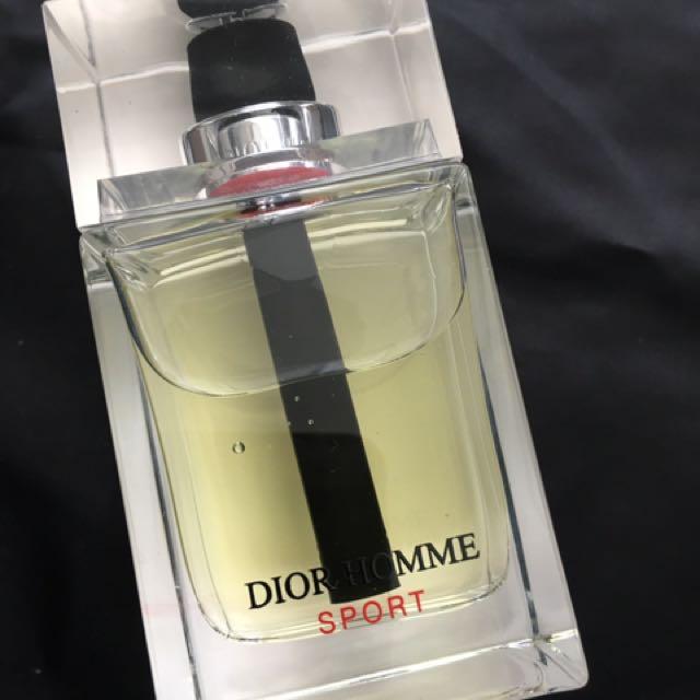 Christian Dior Perfume Dior Homme Sport Edp 100ml Health Beauty