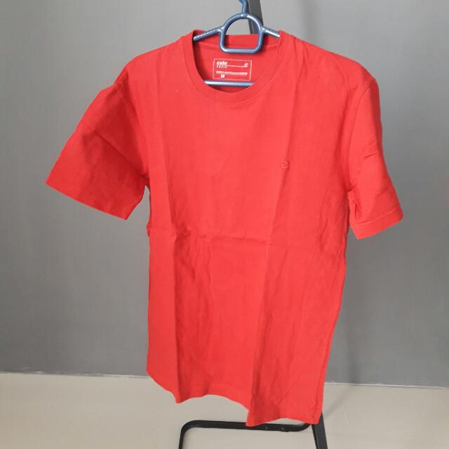Cole Red T-Shirt