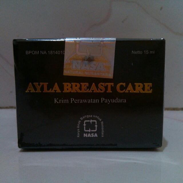 Cream Ayla Breast Care (Cream Pembesar Payudara)
