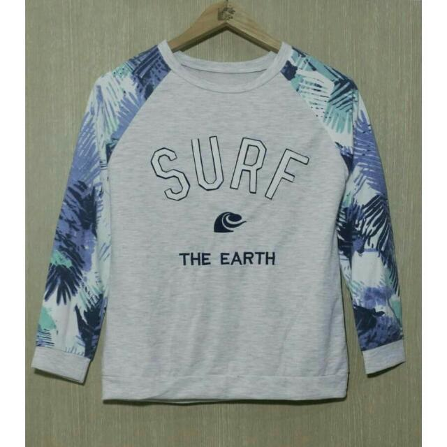 (Dapat 2) Nevada & Surf The Earth Sweater